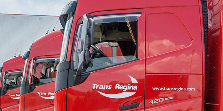 Transregina – Transport, Logistik, Value-Added-Service